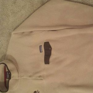 Patagonia Synchilla snap t pullover L